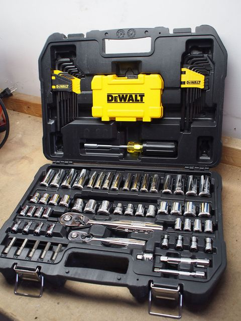 dewalt ratchet set