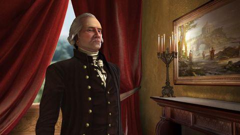 George Washington Civ 5