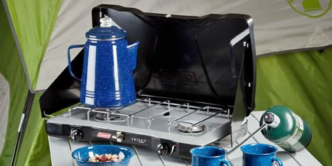 10 Portable Camping Stoves for Cooking Up Dinner in the Great Outdoors