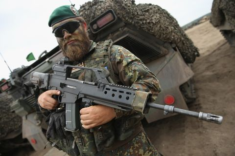 Why German Troops Don't Trust Their Weapons