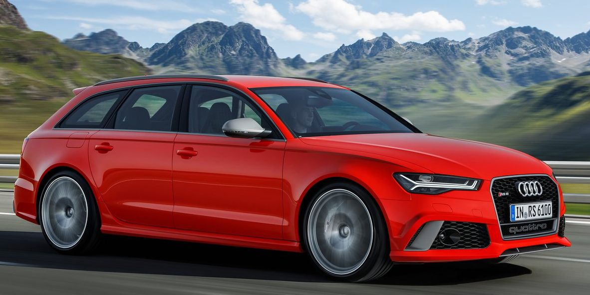 7 Hot Rod Station Wagons That Make a Ton of Horsepower