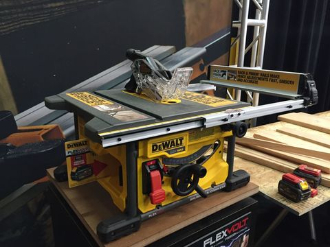 dewalt flexvolt cordless table saw