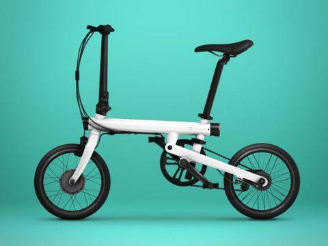 Xiaomi's folding bike