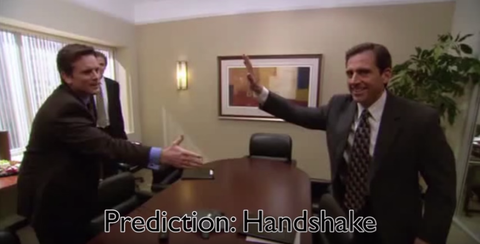 Predicting The Office