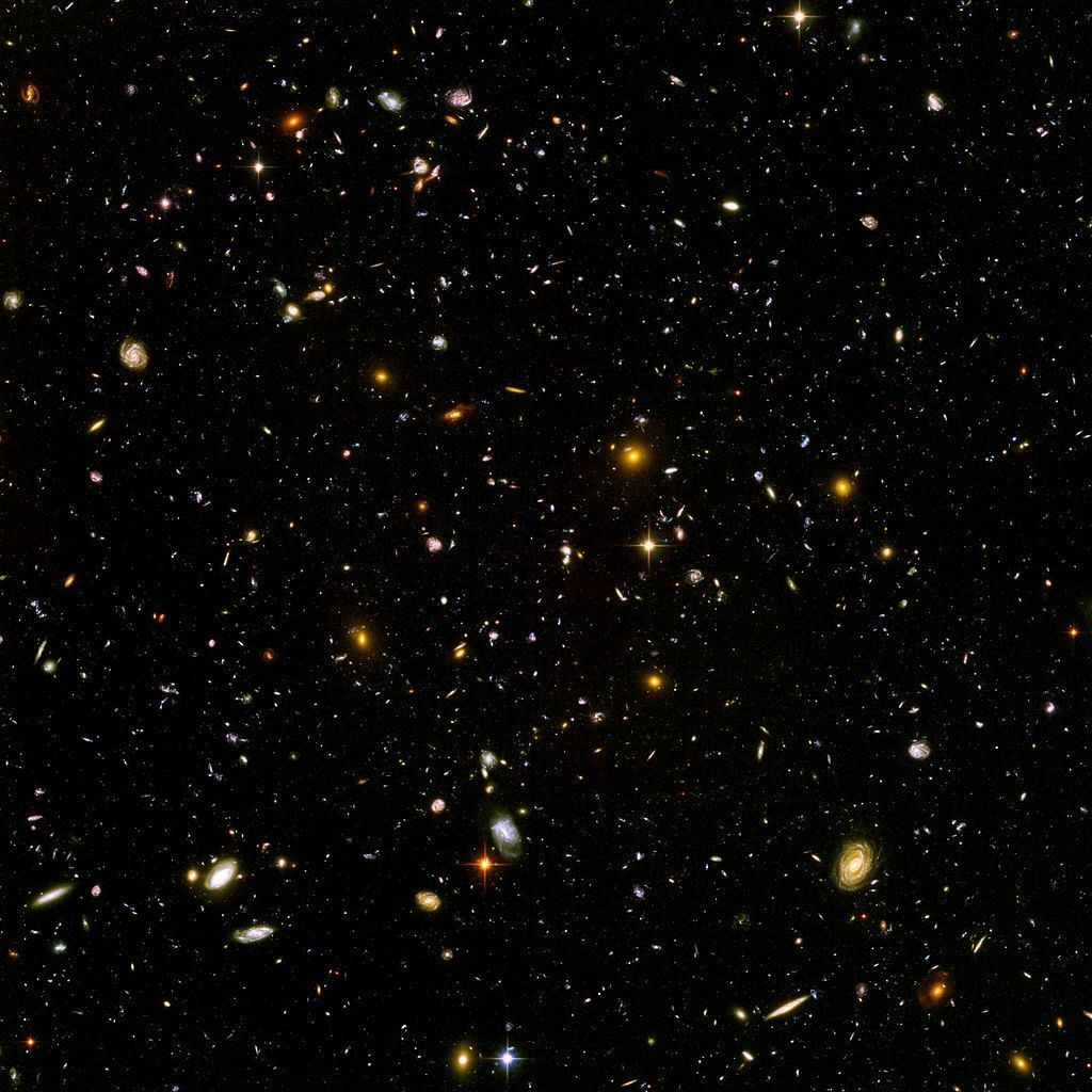 Universe cover image