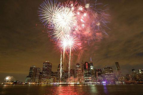 Nature, Event, Yellow, Night, Urban area, City, Metropolis, Metropolitan area, Tower block, Photograph,