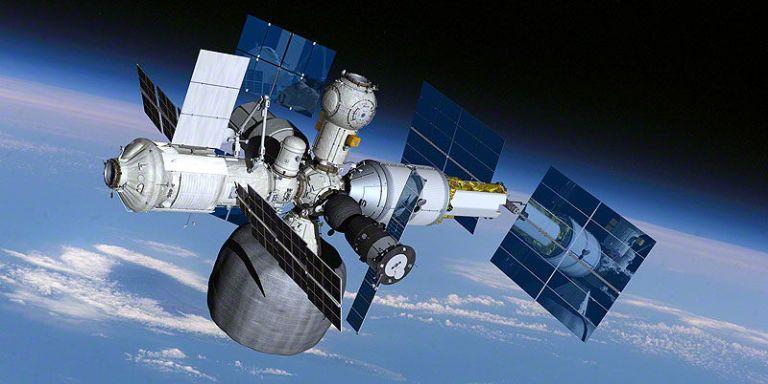 russian space station ile ilgili görsel sonucu