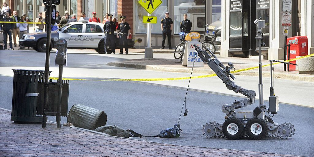 Dallas Police Used Bomb Armed Robot To Kill Active Shooter