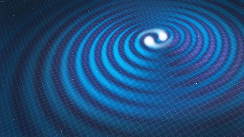 What Are Gravitational Waves, Exactly?