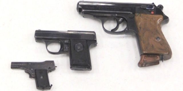 forgotten weapons the smallest pistol in the world