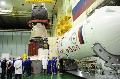 Soyuz-MS