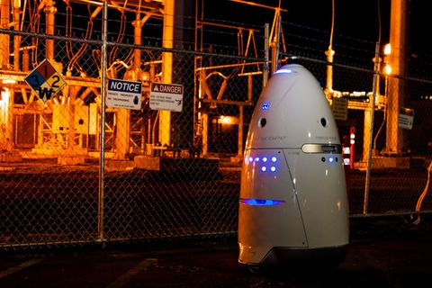 K5 Security bot