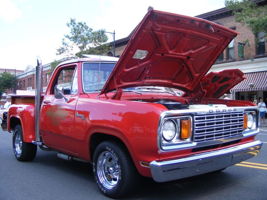 1955 Ford Semi Truck