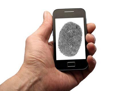 Phone fingerprint