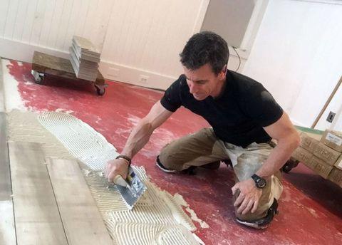 How To Lay Tile In 6 Easy Steps Tips For Tilesetting Like