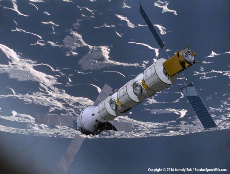 U.S. and Russian Scientists Are Making Plans to Go Back to the Moon Together