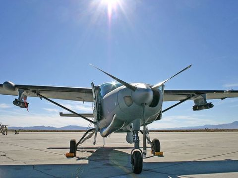 When a Cessna Goes to War