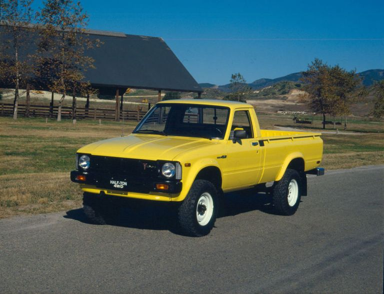 15 Pickup Trucks That Changed The World