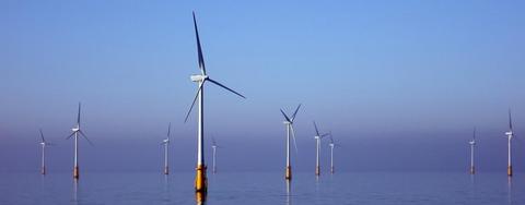 Block Island Wind Turbines