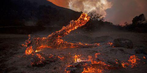 Event, Heat, Atmosphere, Fire, Orange, Flame, Amber, Geological phenomenon, Ecoregion, Gas,