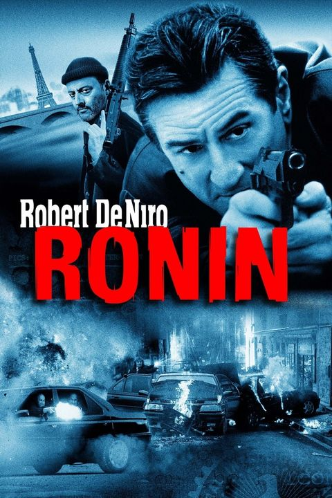 "<p><strong><em>$4 to rent <a href=""https://www.amazon.com/Ronin-Robert-Niro/dp/B00FKJ7JUK?tag=bp_links-20"" target=""_blank"" class=""slide-buy--button"">RENT NOW</a></em></strong> </p><p><strong><em>$3 for DVD <a href=""https://www.amazon.com/Ronin-Robert-Niro/dp/6305263248/?tag=bp_links-20"" target=""_blank"" class=""slide-buy--button"">BUY NOW</a></em><br></strong></p><p>Another car chase classic — this time from the late '90s — features Robert DeNiro and his fellow contract mercenaries who have been rallied to retrieve a mystery briefcase in the south of France. Of course, jaw-dropping car chases ensue, and rather than using sports cars, a wonderful assortment of Mercedes, BMW, and Audi sedans are used throughout the chases in the tight streets of Nice and Paris throughout the film.</p>"