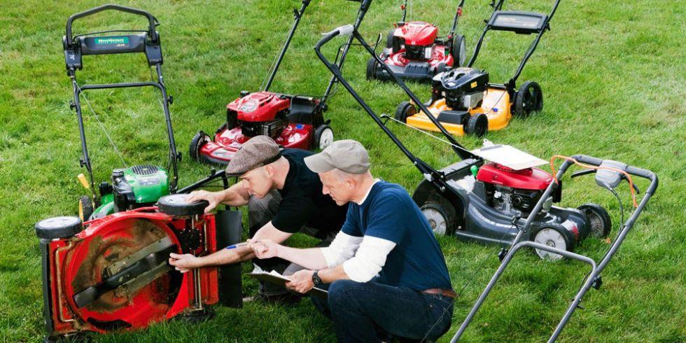 Best Lawnmower Reviews 2018 Top Walk Behind Lawnmowers