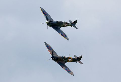 How a Simple Brass Ring Saved the Spitfire From Its Fatal Flaw