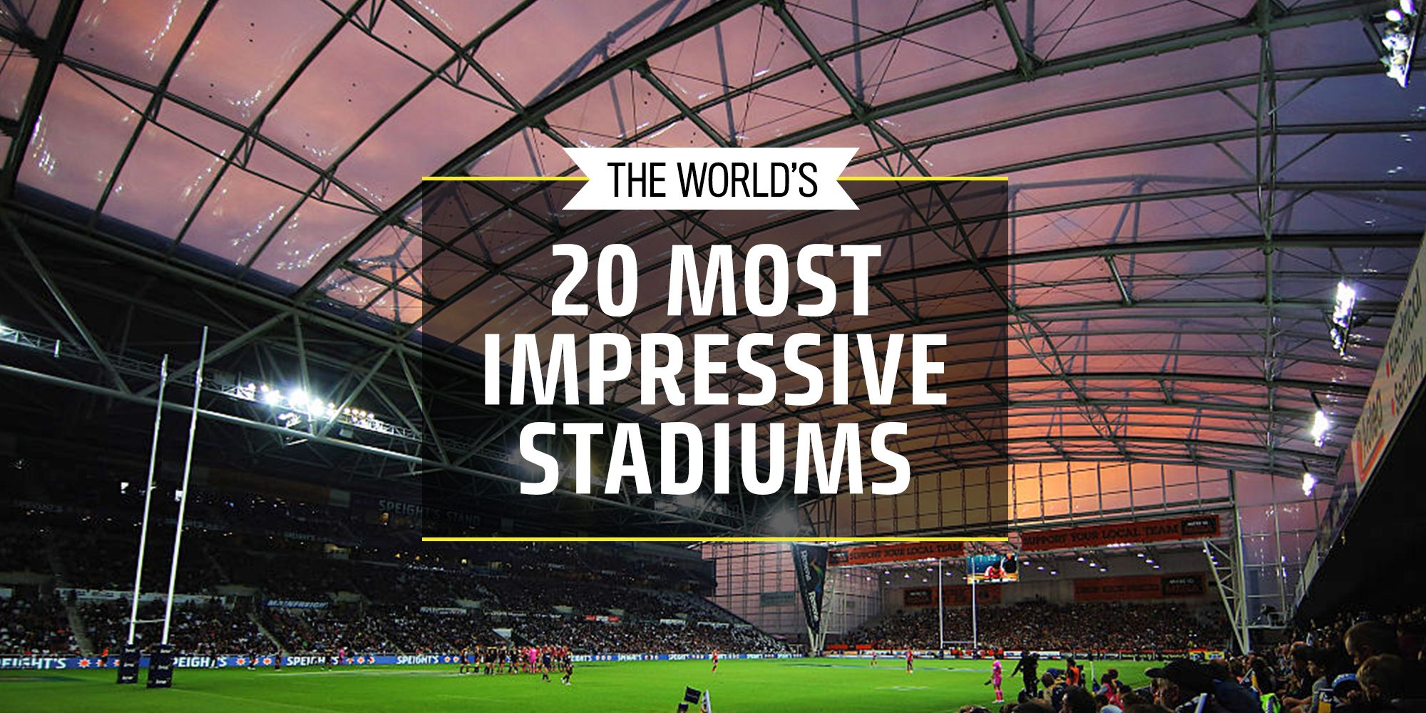 Of The Worlds Most Impressive Stadiums - 10 of the worlds oldest active sports stadiums