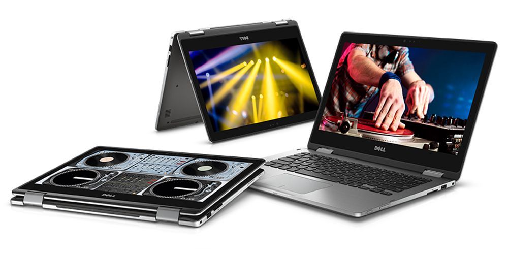Dell Inspiron 7000 13-inch 2-in-1 Laptop