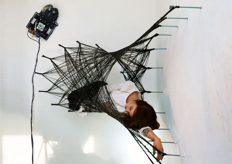 Mobile wall-climbing robots