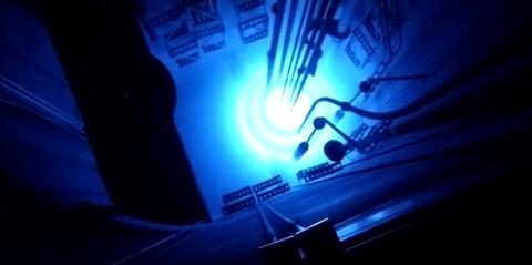 nuclear reactor pulse