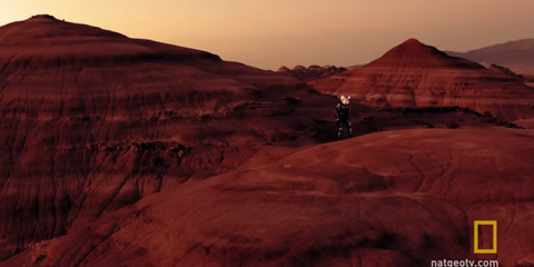 Land on the Red Planet in the Trailer for Ron Howard's 'Mars'