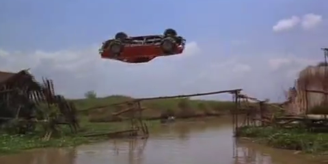 10 of the Best Movie Car Stunts Ever