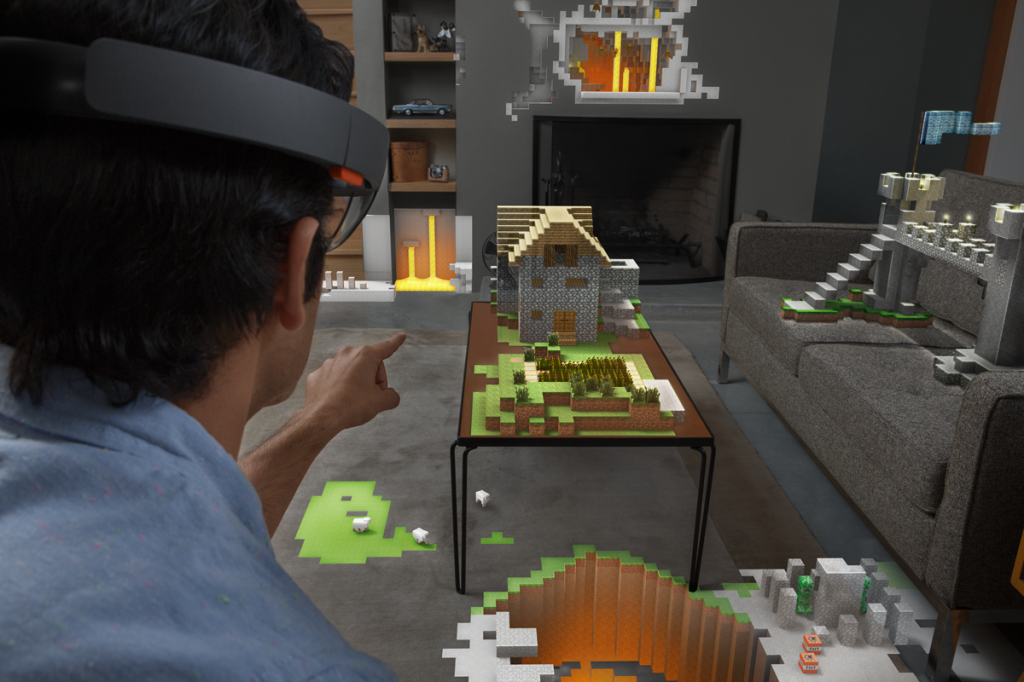 Microsoft's HoloLens Would Let Builders See Their New Building Before It's Actually There