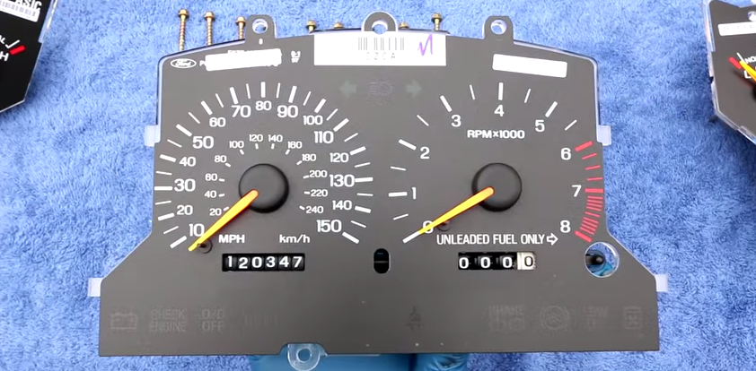 How to Fix a Broken Odometer