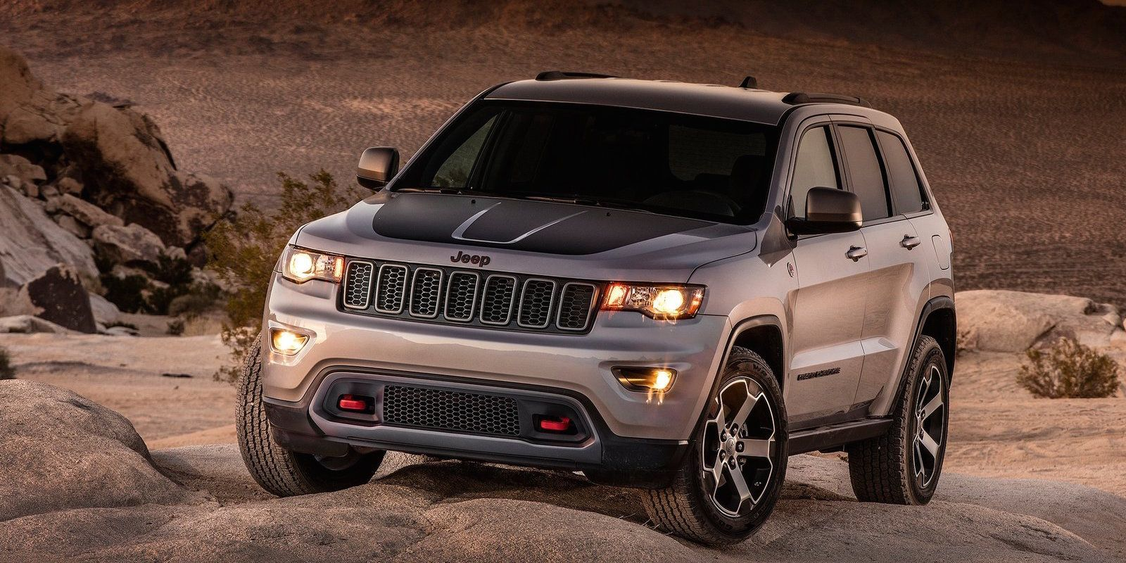 "<p>The Wrangler is Jeep's most capable off-roader, but it's far from luxurious. With the <a href=""http://www.roadandtrack.com/car-shows/new-york-auto-show/news/a28573/2017-jeep-grand-cherokee-trailhawk-new-york-auto-show/"" target=""_blank"">recent addition of a Trailhawk package</a>, Jeep added some all-terrain performance to the more plush Grand Cherokee, striking a nice balance between an on- and off-road SUV. Think of it as a Range Rover on a budget.</p>"