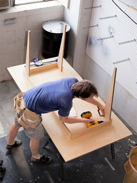 15 Simple Projects To Make From One Sheet Of Plywood Plywood Diy