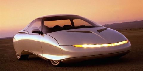 This Crazy Pontiac Concept Car Was Way Ahead of Its Time