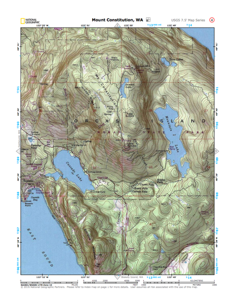The new easy way to print topographic maps for free national geographicusgs sciox Choice Image