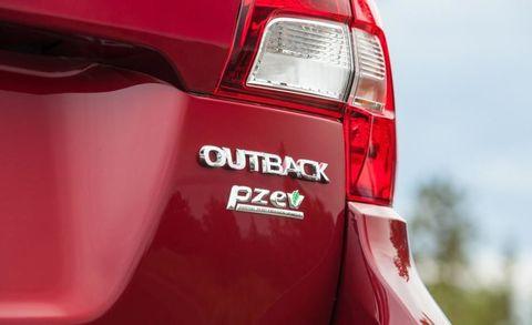 Subaru Outback PZEV