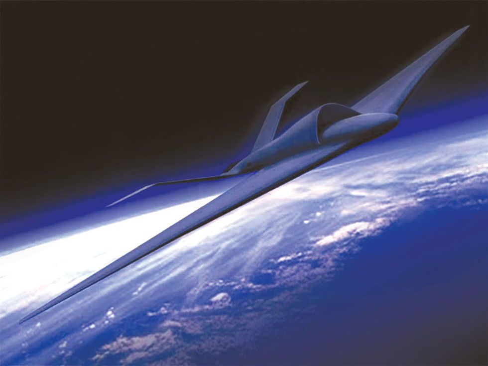 Is Lockheed's Stealthy Spy Plane the Future of Reconnaissance?