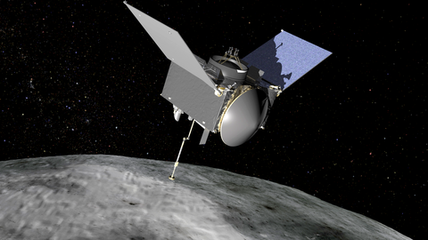 NASA's Asteroid Sample-Return Mission Set to Launch Next Month