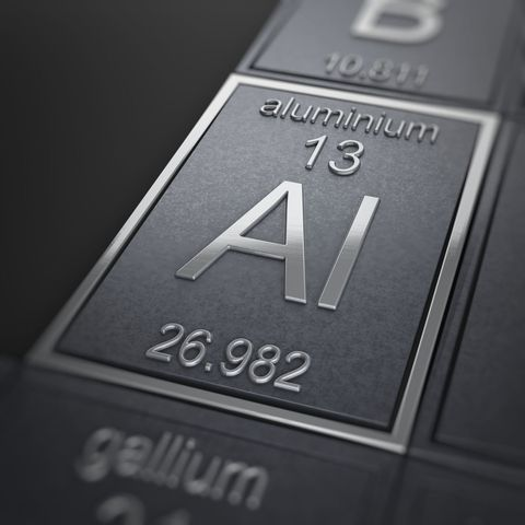 Aluminum Periodic Table