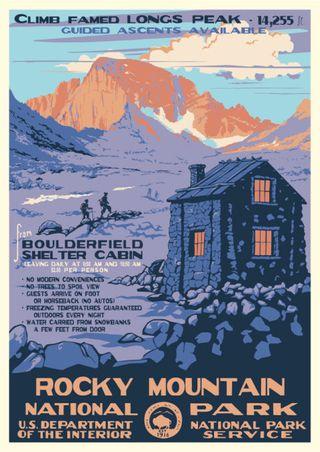 Park Art|My WordPress Blog_Get Vintage National Park Posters Ranger Doug  Pics