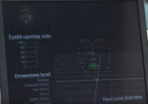 Denso Driver Status Monitor