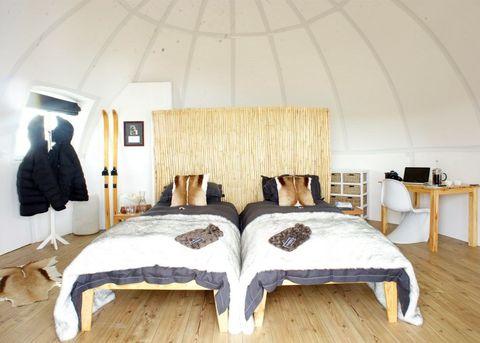 Luxury Camping In Antarctica