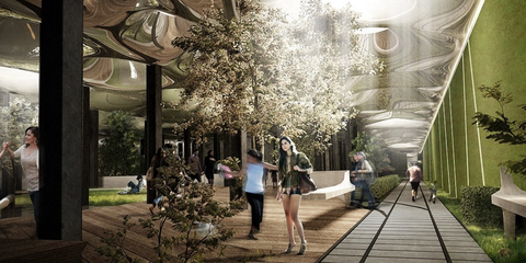 New York City Is Channeling the Sun to Build the World's First Underground Park