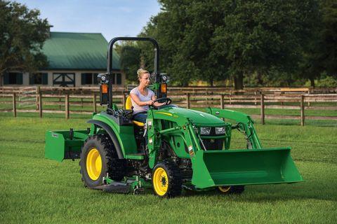 john deere tractor 3e