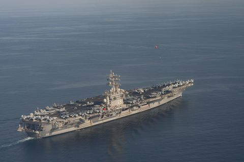 Is the Age of the Aircraft Carrier Coming to an End?