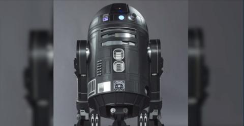 Star Wars Evil R2